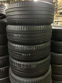 QUALITY USED TYRES!