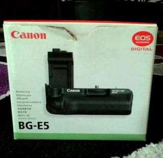 BG Canon 500d