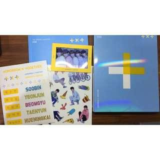 Album debut TXT The Dream Chapter : Star unsealed