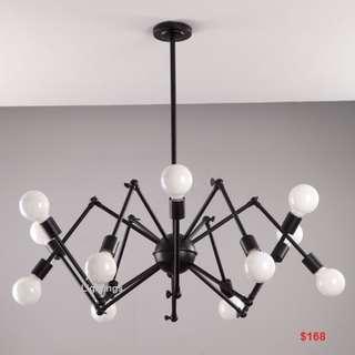 LED Lighting Pendant Chandelier Spider