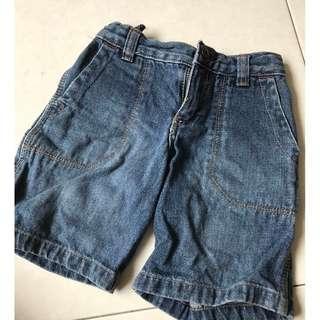 Boy's Jean Short Trouser