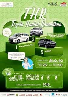 Gebyar Promo Lebaran Toyota