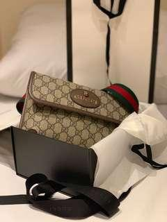 🚚 💯 authentic and brand new Gucci  Supreme Belt Bag
