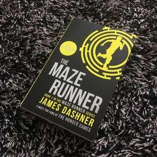 The Maze Runner (Book 1 in the Maze Runner series)
