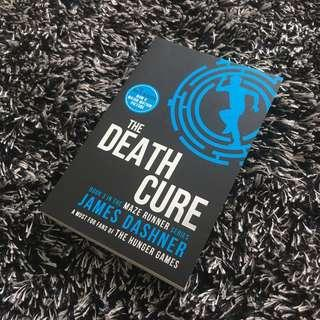 The Death Cure (Book 3 in the Maze Runner series)