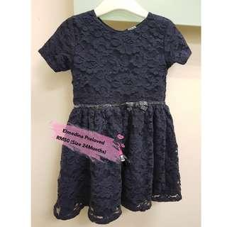 Carter's Baby Lace Dress (24 Months)