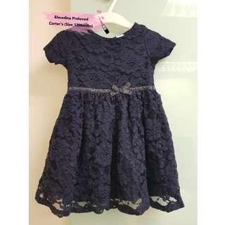 Carter's Baby Lace Dress (12 Months)