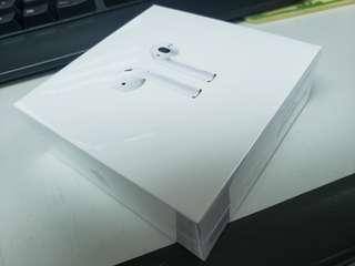 全新第2代 Apple airpods2 (有線)
