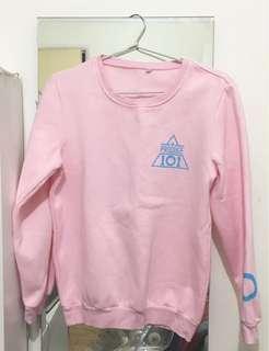 Produce 101 Season 2 unofficial sweater