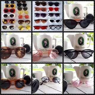 SALE ALERT!! NEW SUNGLASSES all item only 50k !!