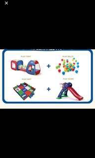 Friso playground set
