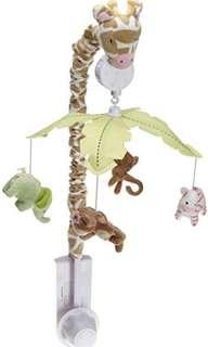 🚚 Carter Musical Mobile - Jungle collection