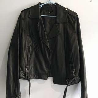 Kendall & Kylie Leather Jacket