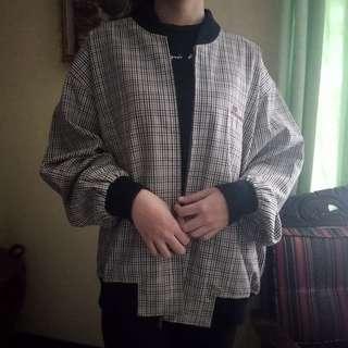 Jacket Tartan Paulogucci