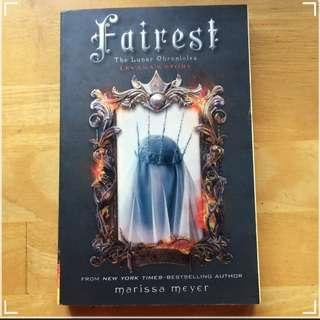 Fairest by Marissa Meyers