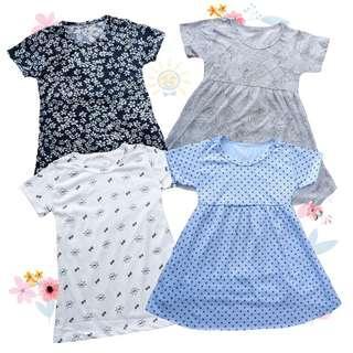 Dress Bayi Terusan Anak Setelan Anak