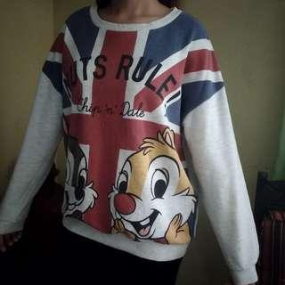 Sweater Chip n Dale