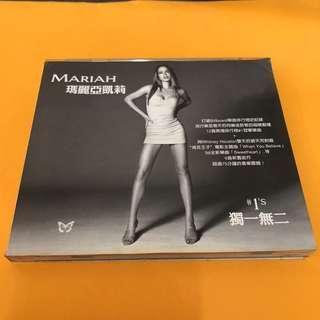 🚚 瑪麗亞凱莉 #1's 獨一無二 專輯