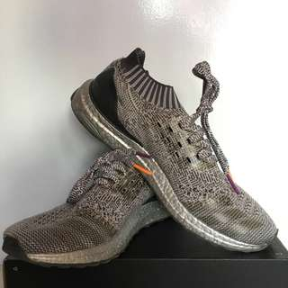 """3cfe326df  RARE  Ultraboost Uncaged """"Silver Pack"""" LTD size 8.5"""