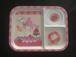 🚚 My Melody Plate