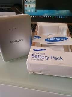 Original Samsung Powerbank (8,400 mAh)