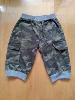 Kids短褲 comme ca ism 110
