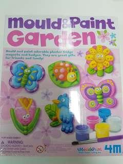 Mould & Paint Garden