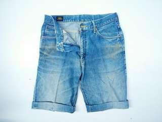 celana jeans short pants lee