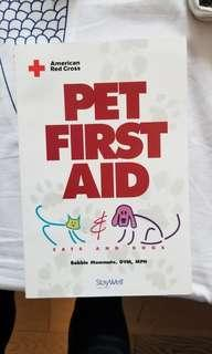American Red Cross Pet First Aid