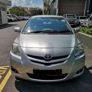 Cheap Toyota Vios Rental