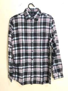 Uniqlo Flannel long sleeves