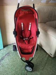 Quinny Zapp Basic Red