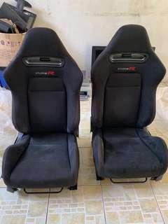 Type R front seats
