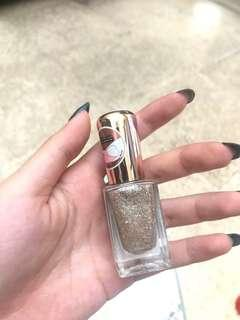 Miniso nail polish / cutek