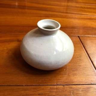 老舊定窯 小水盂