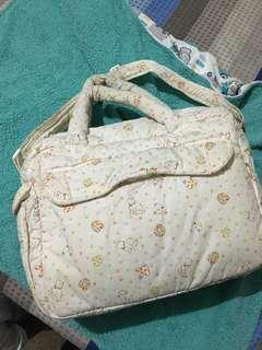 Tas Bayi Kuma-Kuma (Diapers Bag)