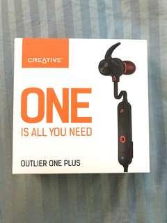 🚚 Creative Outlier One Plus