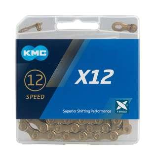 💯🆕KMC X12 MTB 12 Speed Chain + Missing Link for MTB/ROAD BIKE