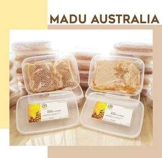Australian Raw Honeycomb