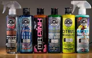 Chemical guys car wash foam wash