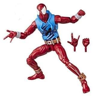 "Scarlet Spider 6"" Marvel Legends"