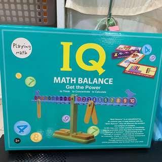 Playing Maths - Math Balance