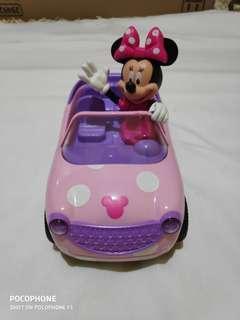 Mainan anak minnie mouse
