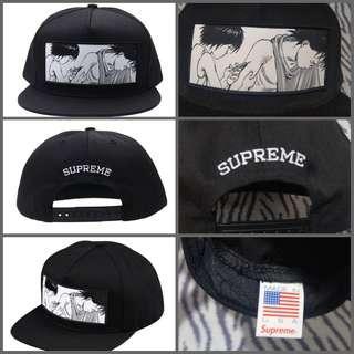 Supreme x akira Cap