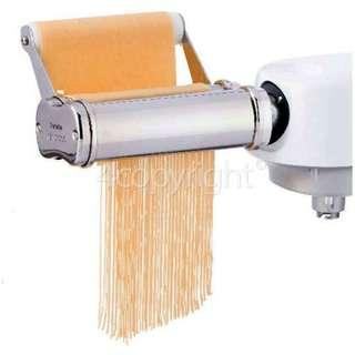 BNIB Kenwood Mixer KAX974ME Filière à Spaghetti pour Robot Métal Inox Brillant 21,5 x 13,5 x 10,5 cm