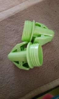 Clip adapter bp botol