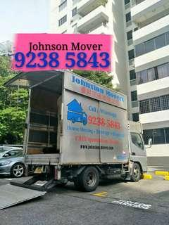 Lorry mover ,we do everyday call 92385843 JohnsionMover