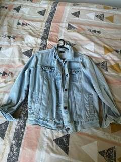 Denim Jacket Size XS/XS #SwapNZ