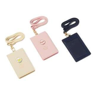 Kakao Friends Card Wallet Necklace 掛頸卡套