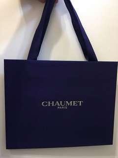 Chaumet 紙袋